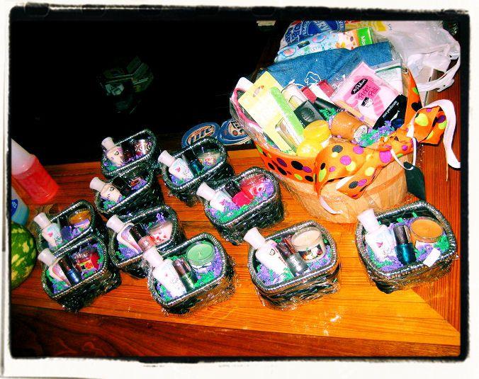 diaper raffle prizes