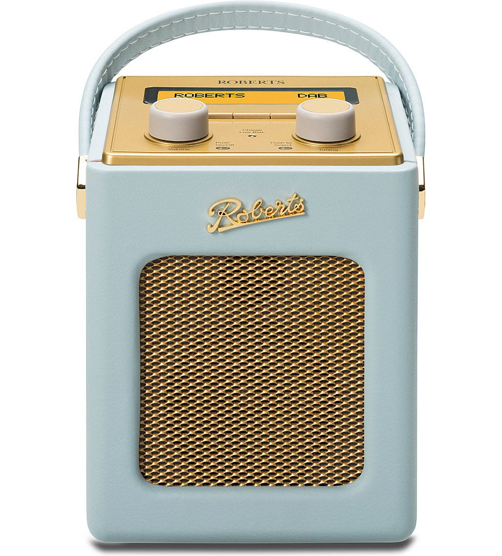 ROBERTS - Revival Mini Retro DAB FM radio | Selfridges.com | Cute ...