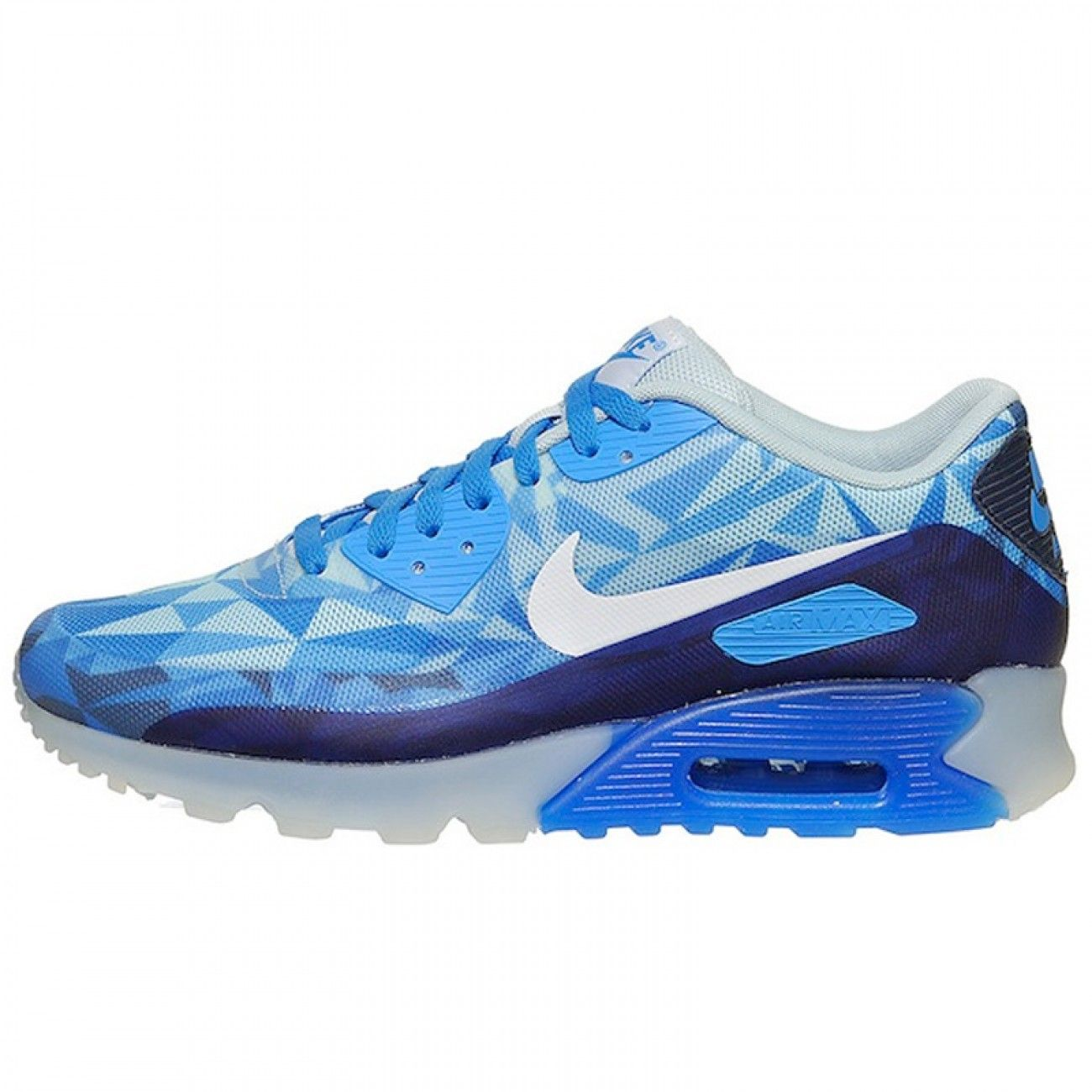 Nike Air Max 90 Ice (Barely Blue) Sneaker Freaker