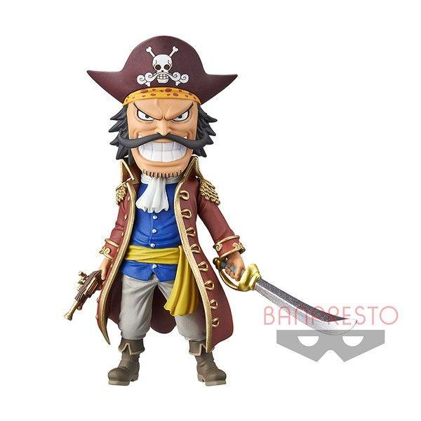 One Piece Stampede Gol D. Roger 11 WCF Stampede vol. 2 Banpresto - Global Freaks