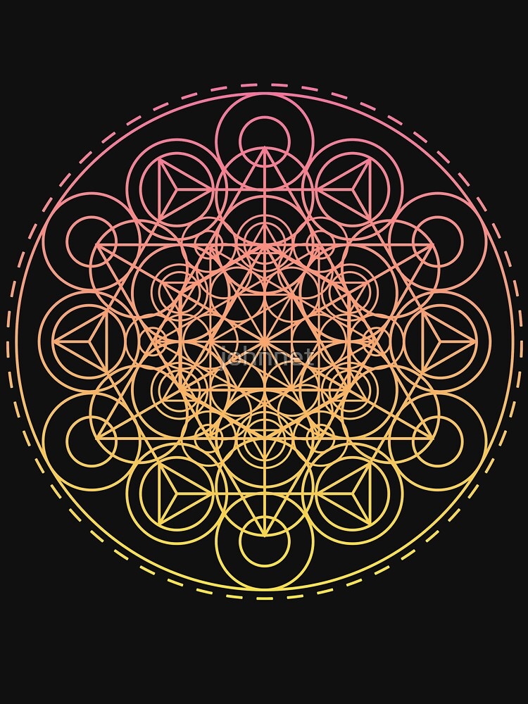 Sacred Geometry Intricate Trihexcircles T Shirt By Johnnet Redbubble Sacred Geometry Wallpaper Sacred Geometry Symbols Sacred Geometry Meanings