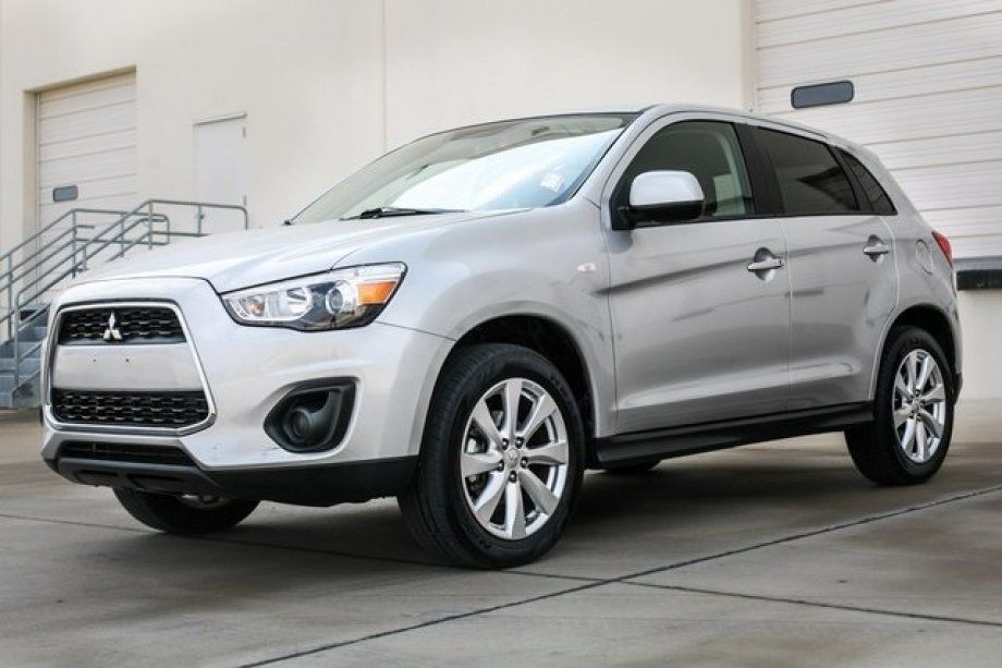 Used 2015 Mitsubishi Outlander Sport FWD ES in DALLAS TX