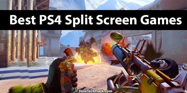 Top 10 Best PS4 Split Screen Games (PS4 Multiplayer Games