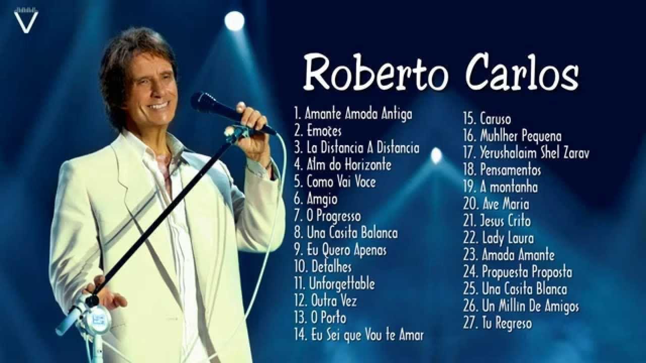 Roberto Carlos Sus Mejores Éxitos