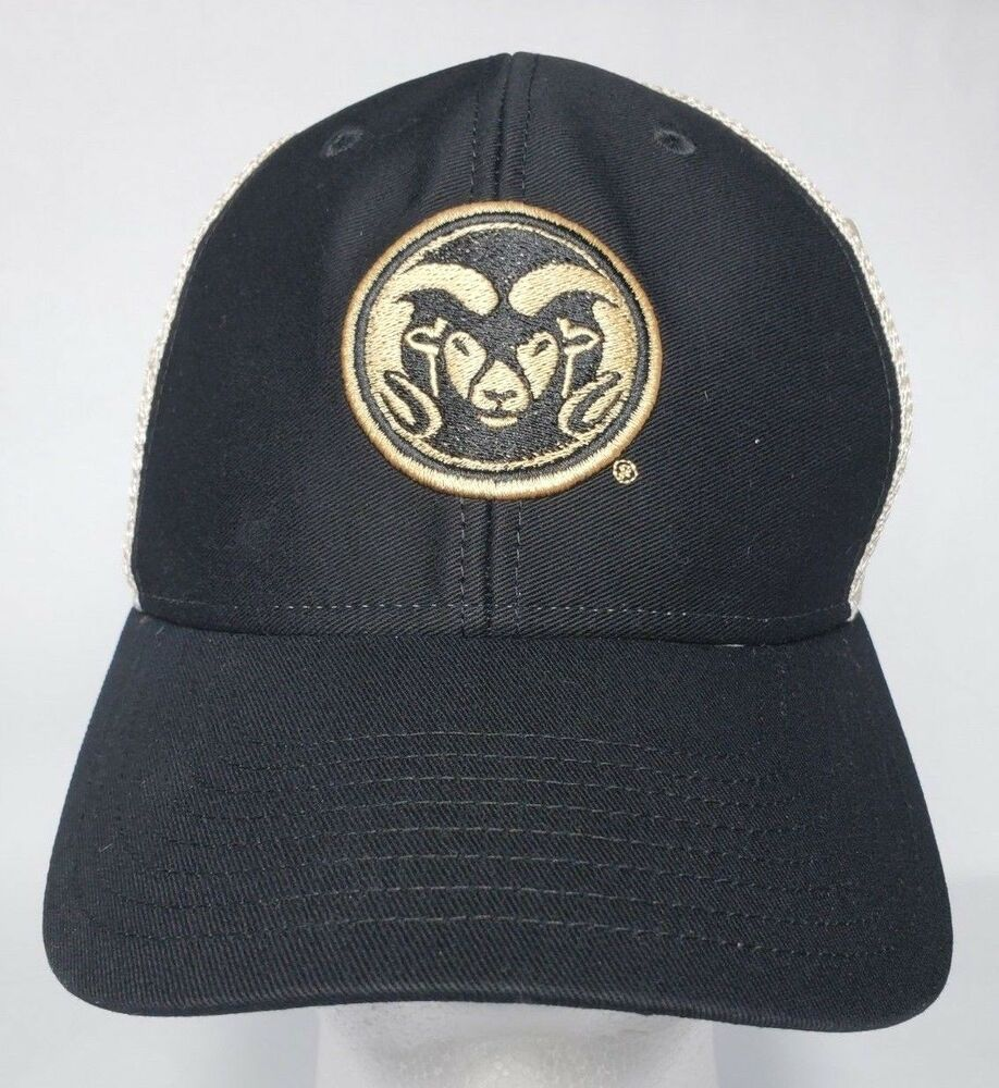 Ouray NCAA Colorado State Rams Sideline Cap Adjustable