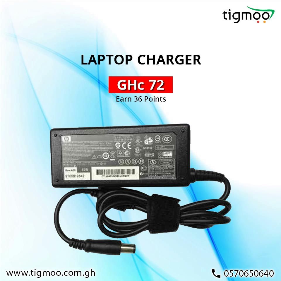 Shop Online Hp Laptopcharger From Tigmoo Ghana At The Price Of Ghc 71 Only To Make Order Online Click Here Https Bit Ly Laptop Charger Hp Laptop Charger