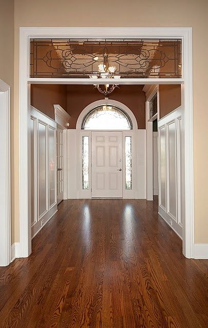 Pin By Carla On For The Home Pinterest Wainscoting Styles Wainscoting Height Wainscoting