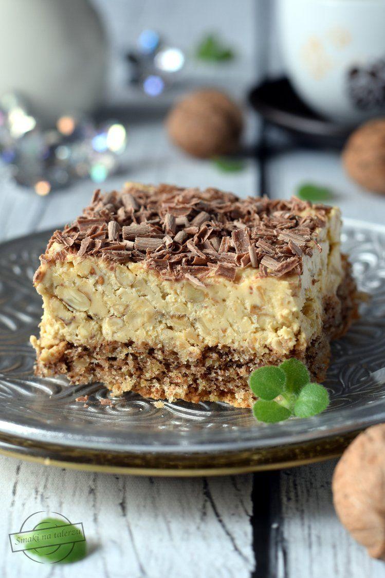 Rumowy Orzechowiec Siostry Anastazji Desserts Cake Recipes Culinary Recipes