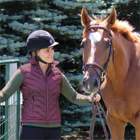 Tempo Equestrian Maia Vest | DRC8602 | Greenhawk | Equestrian Swag