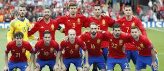 Resultado de imagen para fotos de seleccion española de futbol