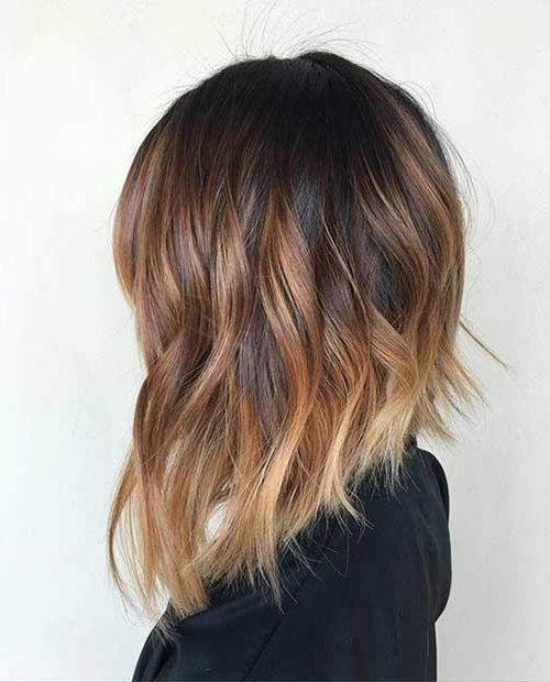 Hair Color Ideas For Short Inverted Bob Hairstyles 2016 2017 Hair Styles Brown Ombre Hair Medium Hair Styles