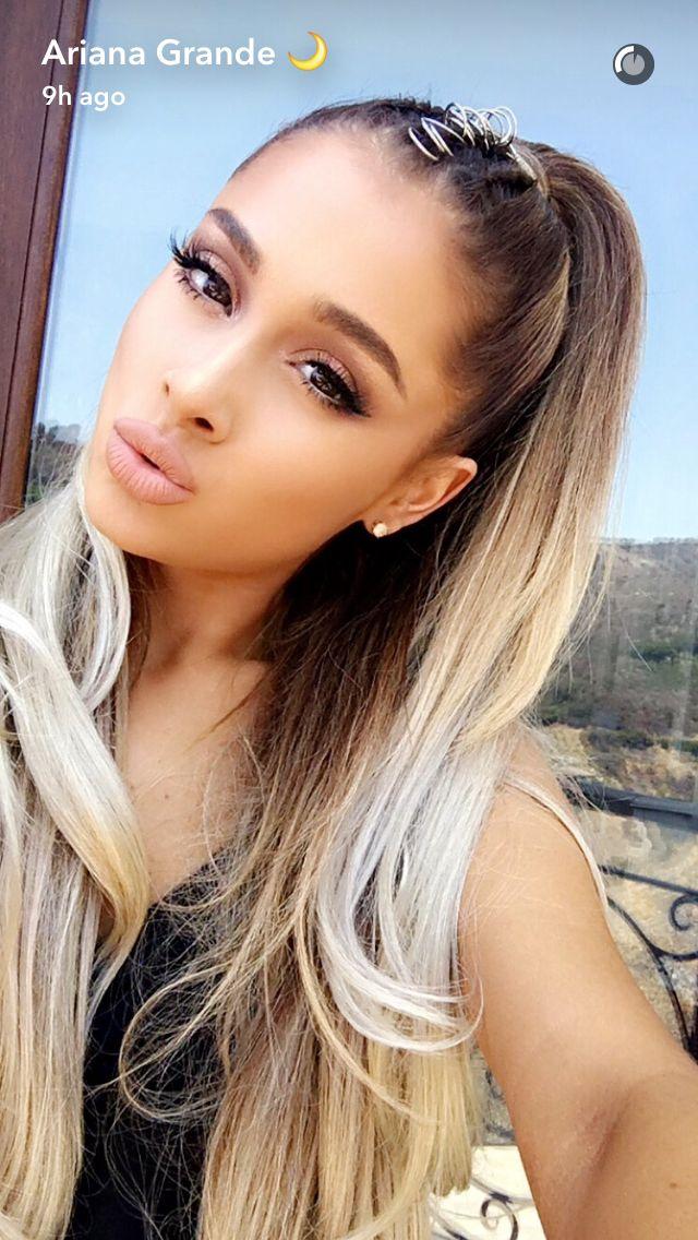 Ariana Grande Capelli Corti Emmeffeonline