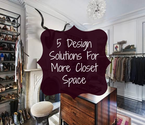 No closet in your bedroom check out these 5 solutions for No closet solutions