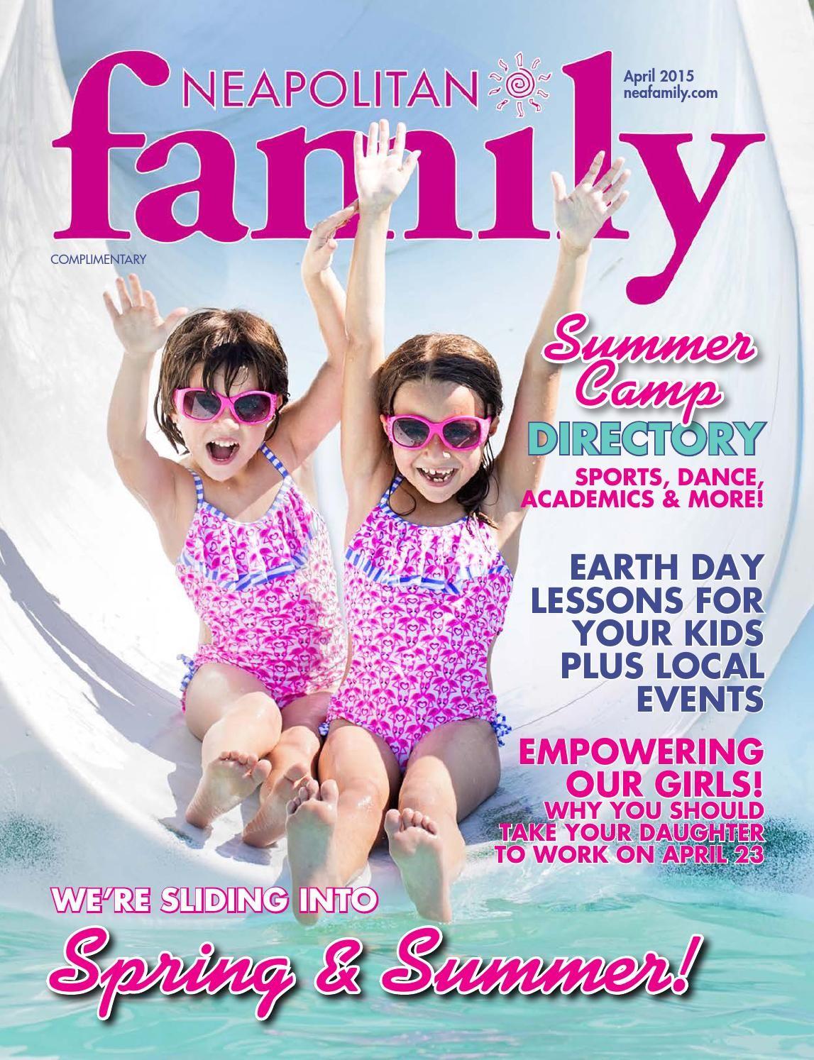 April 2015 Neapolitan Family | Things To Read | Naples, FL