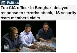 Afbeeldingsresultaat voor Obama Used Benghazi Attack to Cover Up Arms Shipments t...
