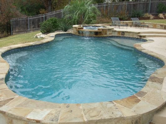 Freeform Pool and Spa | Texas Pools and Patios | Let\'s cool off ...