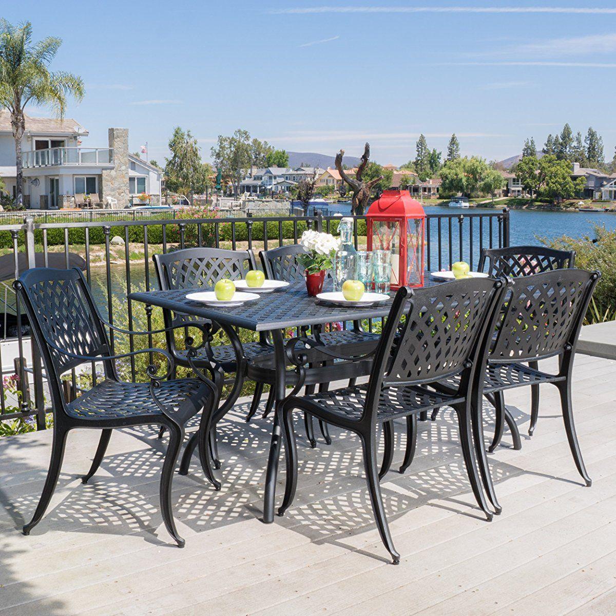 33++ Marietta 5pc outdoor cast aluminum dining set Tips