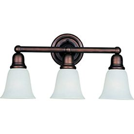 Pyramid Creations 3 Light Oil Rubbed Bronze Bathroom Vanity Light 138 Bath Vanity Lighting Vanity Lighting Light