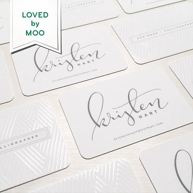 #SpotGloss is the boss. And @Kristenmarie_25 has the #MOOcards to prove it!  Want to add the #wowfactor? 👆Tap our profile link👆