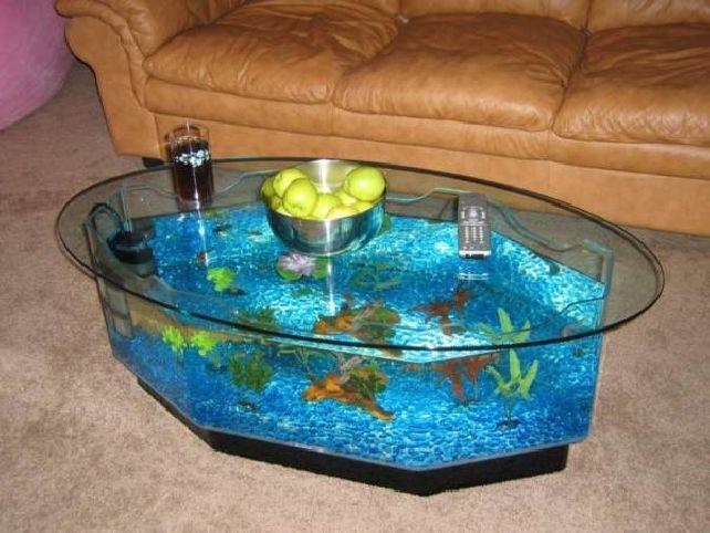 Coffee Table Fish Tank For Sale Creative Coffee Table Fish Tank