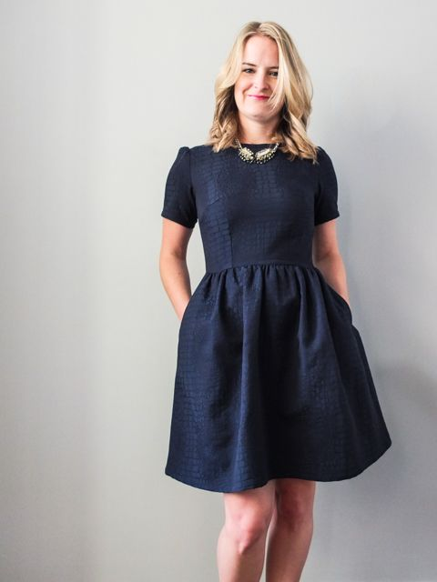 Dear Edna: Emery Dress | gorgeous and classic and rave reviews of ...