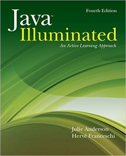 Java illuminated an active learning approach 4th edition pdf java illuminated an active learning approach 4th edition pdf fandeluxe Images