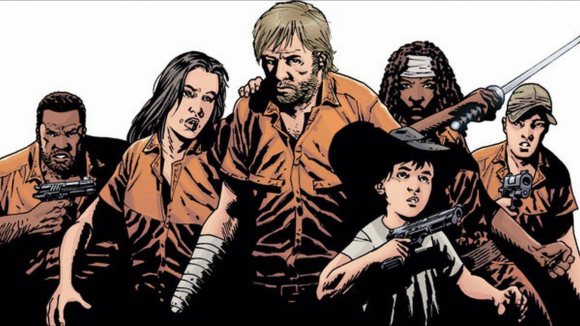 1707239 The Walking Dead Category