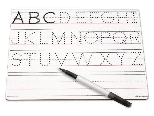 alphabet practice books