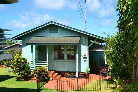Check out this awesome listing on Airbnb: Ocean view Cottage in Kapaa