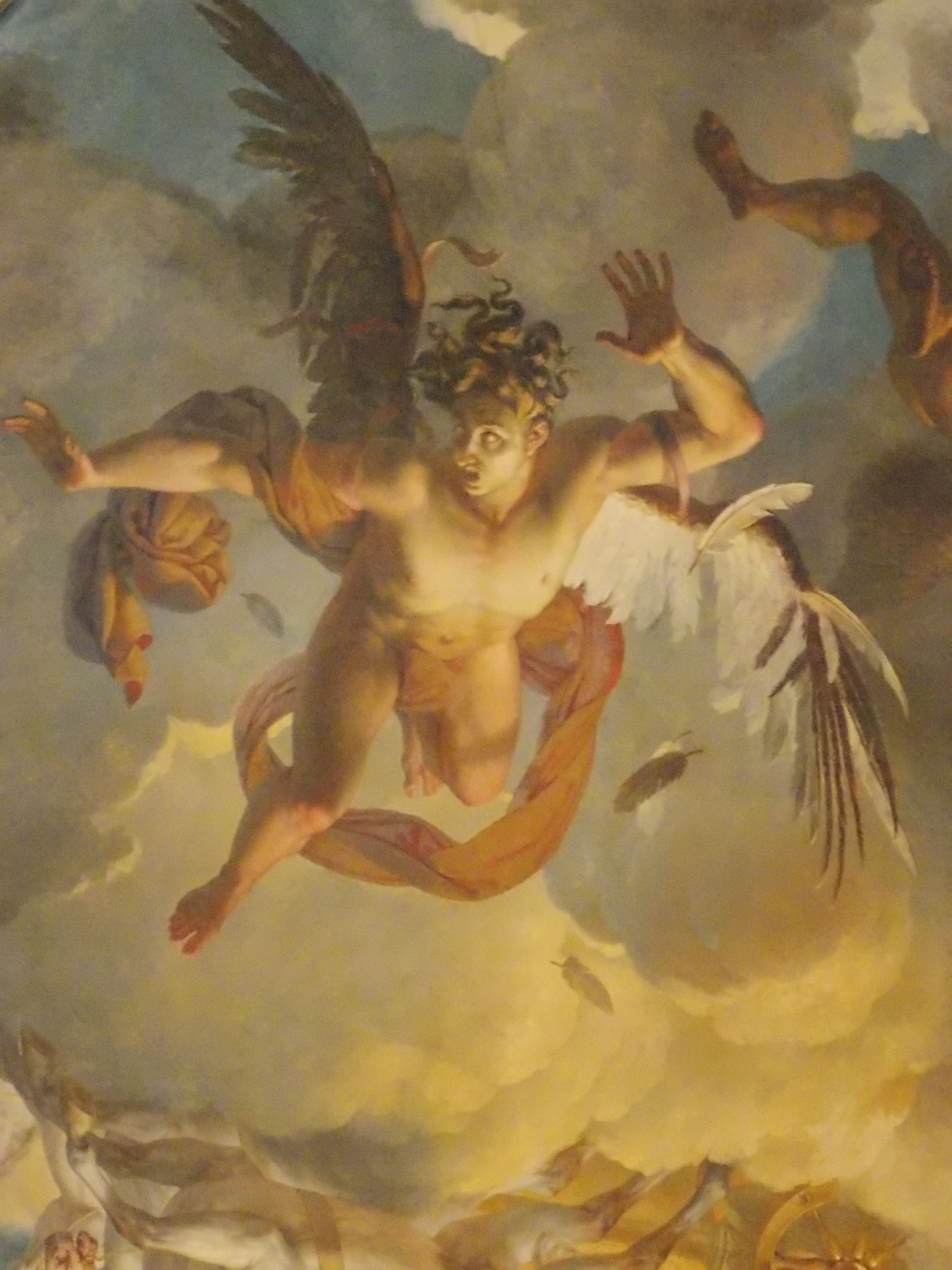 Icarus by freeminds on DeviantArt   Icarus Paintings Involving
