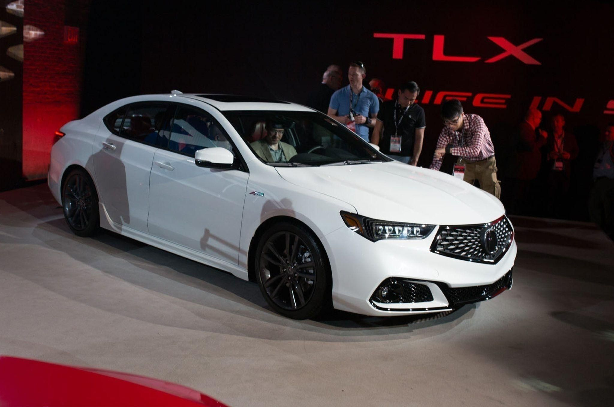 Acura Tsx 2019 Picture
