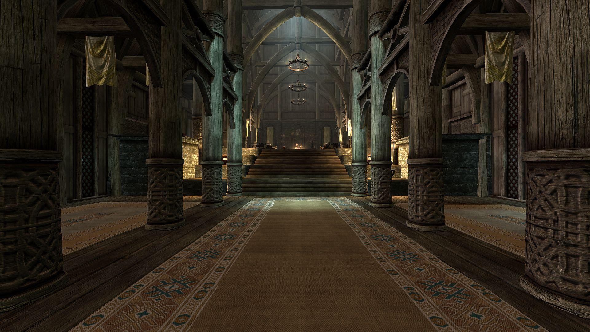 Norse throne room irania scenario urban pinterest