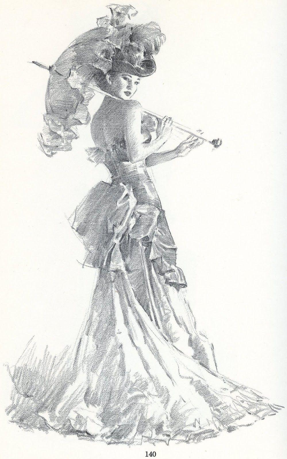 Andrew Loomis Art | The Masters of Pencil Illustration | Pinterest ...