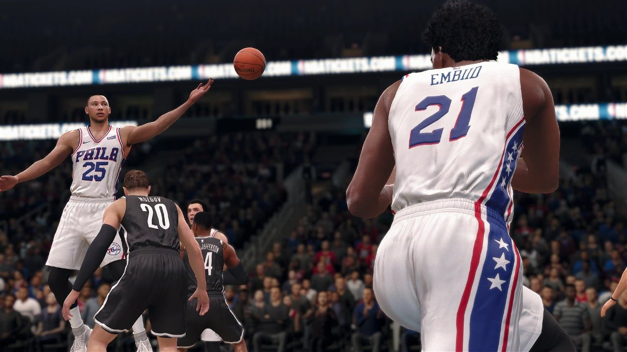 2ded0b7cc3d NBA Live 19 Features New Commentary - http   www.sportsgamersonline.com