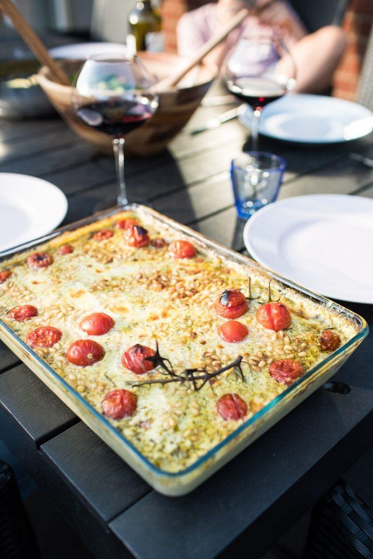 Kyckling med mozzarella och pesto - 56kilo.se - Recept, inspiration och livets goda