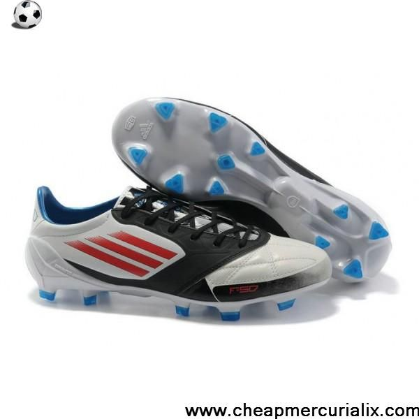 adidas f50 white and black