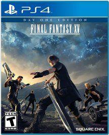 Final Fantasy Xv Playstation 4 Final Fantasy Xv Ps4 Final Fantasy Xv Final Fantasy