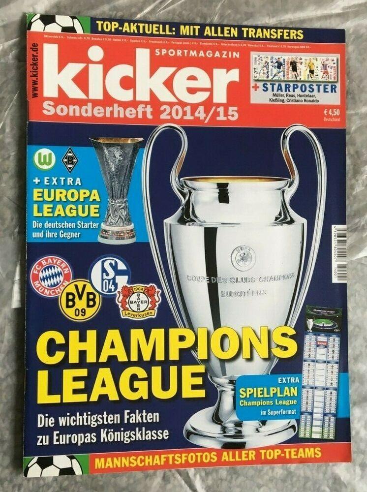 Champions League Spielplan
