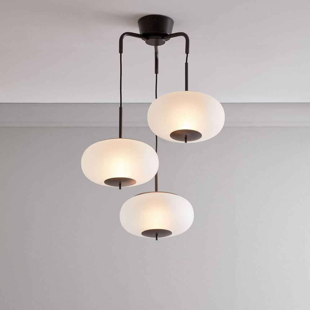 Bolete Chandelier in 2020 | Living room lighting design
