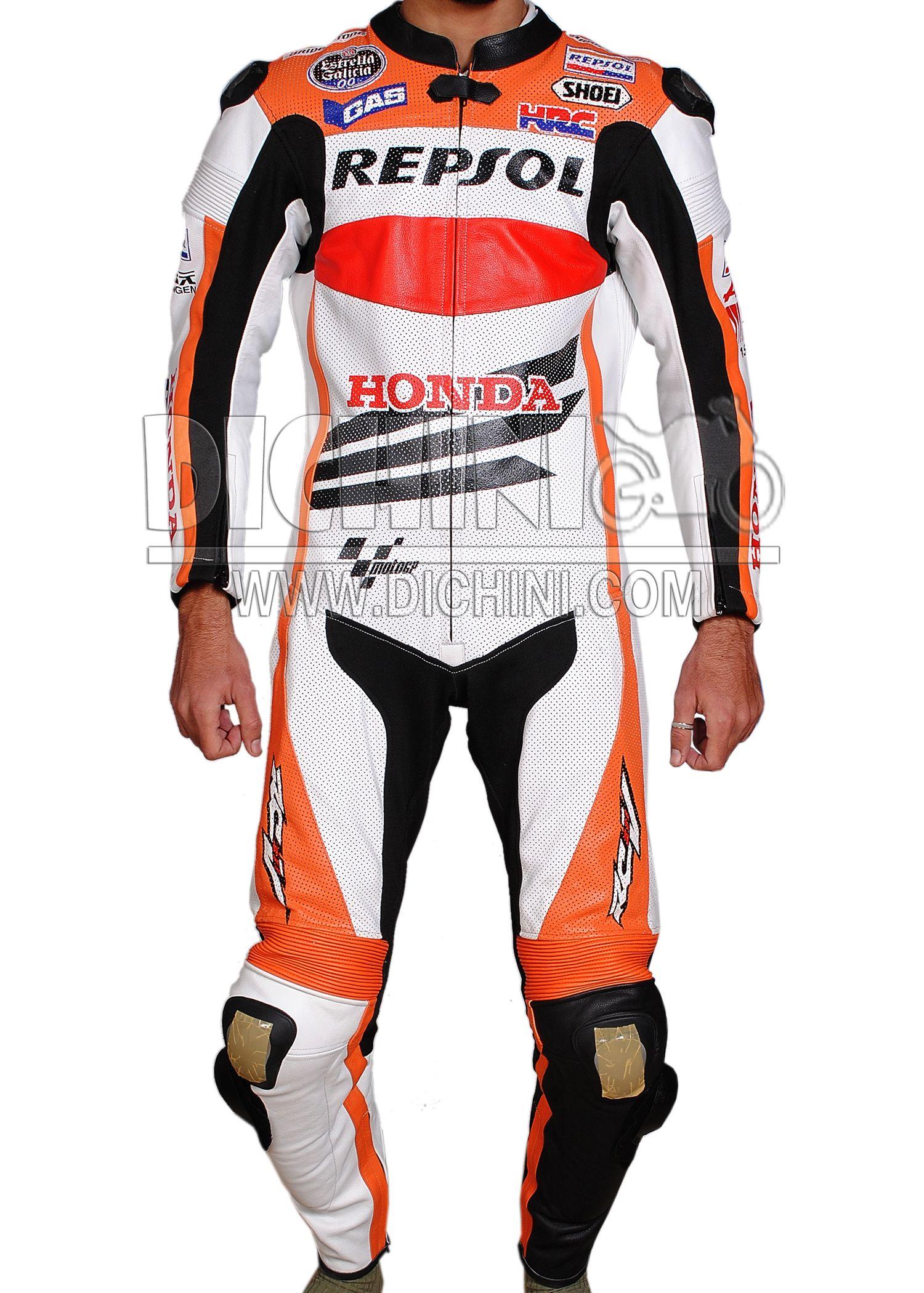 Motogp Leather Marques Marc Repsol Honda Motocycle 2013 Suit 2014 6wZgqtxTgO
