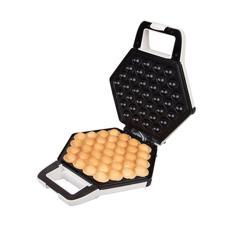 Cucinapro 1446w bubble waffle maker bubble waffle