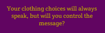 Do you control your message?