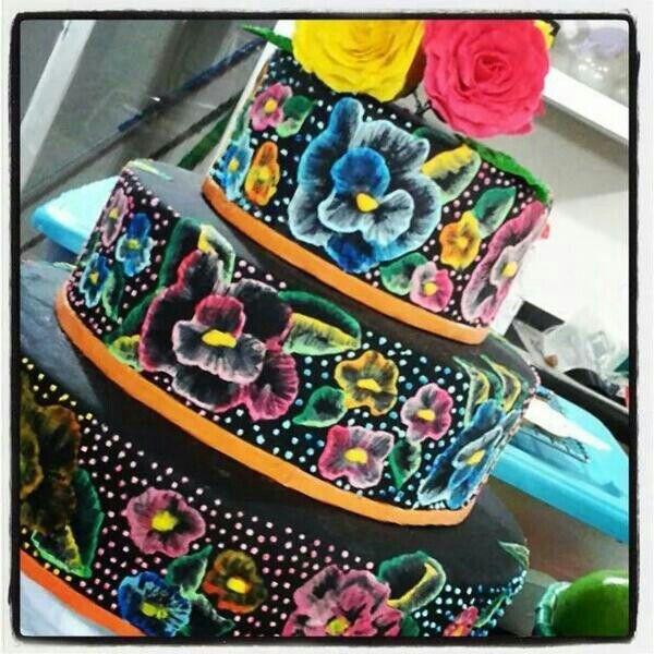 Chiapas' cake