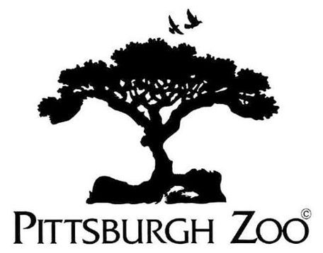 The Pittsburgh ZooThe Pittsburgh Zoo logo contains three ...