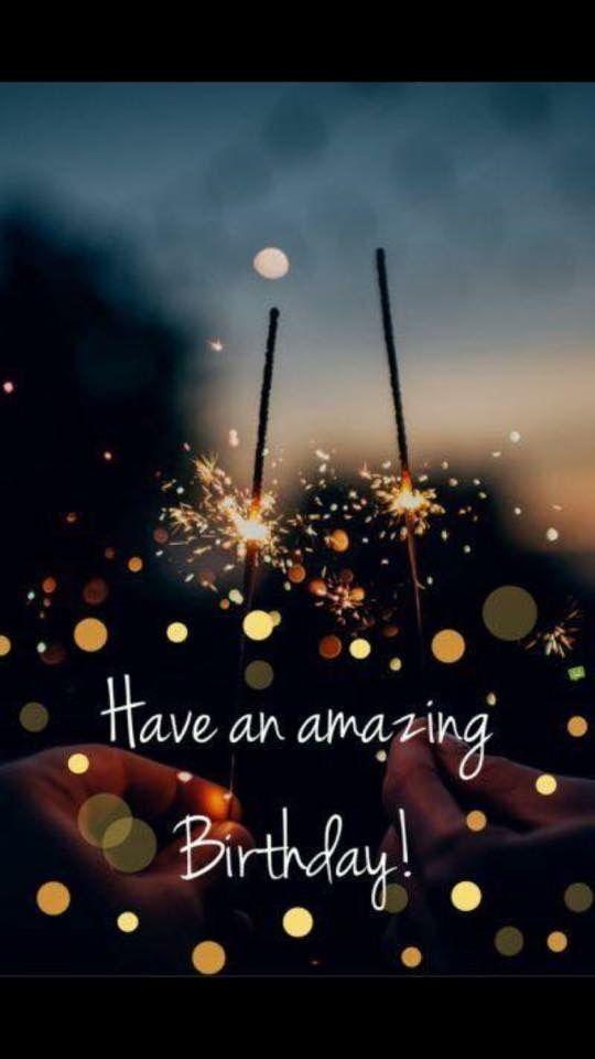 Birthday sparklers | Happy Birthday | Pinterest ...
