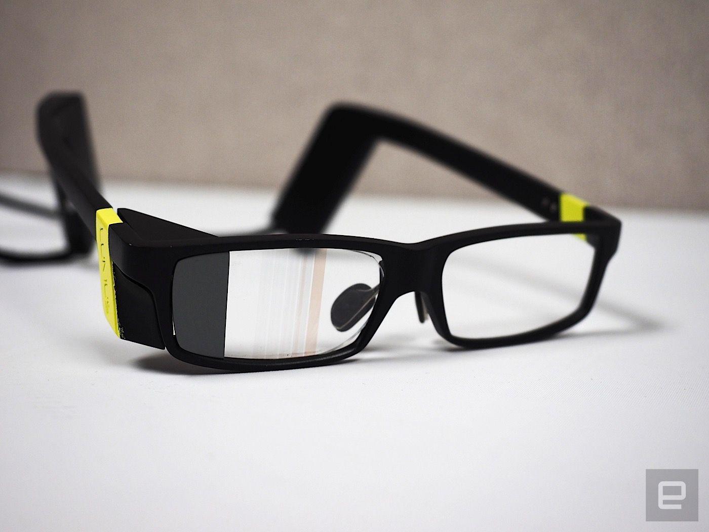edcceefcbf36 Lumus wants its display optics in future smart glasses