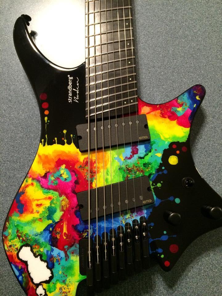 Resultado De Imagen Para Sarah Longfield Guitar