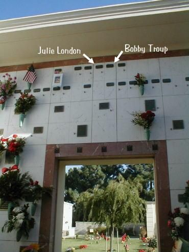 Julie london 1926 2000 his most famous role was - Hollywood hills tv show ...