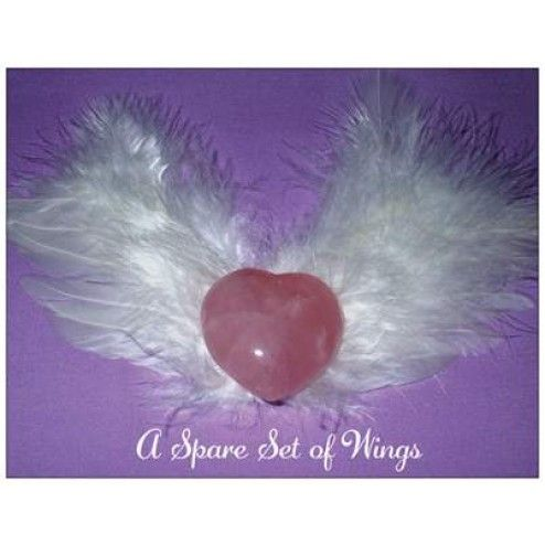 A Spare Set of Wings Angels of Kindness Fund Cards | A.O.K. Angels http://aokangels.com.au/aok-angels-shop/angels-of-kindness-fund-feather-cards.html