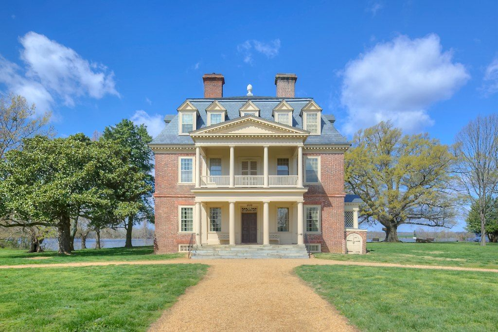 Shirley Plantation is located in Charles City, Virginia